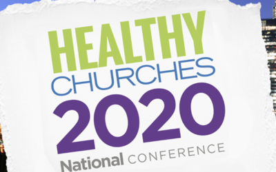 Healthy Churches 2020 Conference Media Advisory