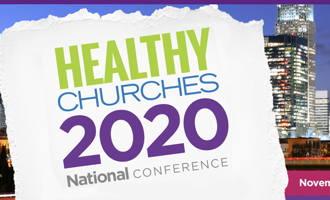Healthy Churches 2020 National Conference