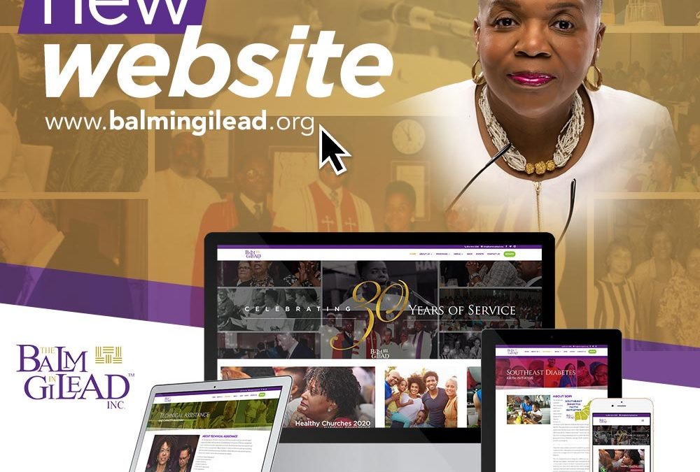 The Balm In Gilead, Inc. Launches New Interactive Website