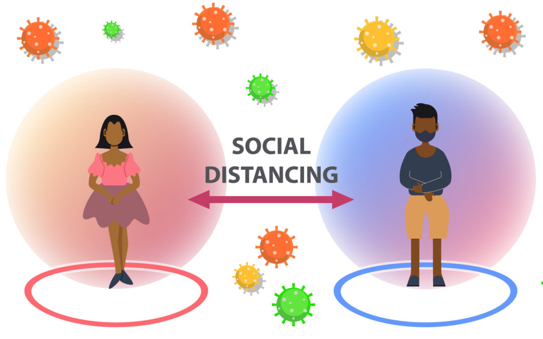 Facts on Social Distancing – How It Helps Slow the Spread of COVID-19 (Coronavirus)