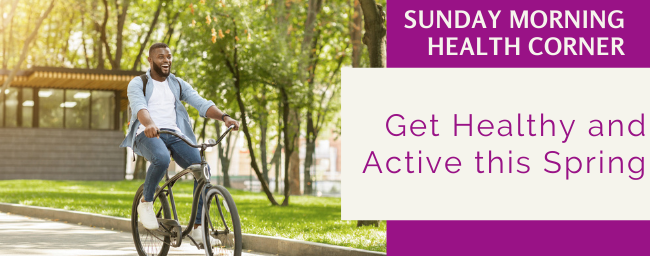 Get Active and Healthy This Spring