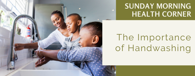 The Importance of Handwashing